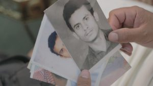 Fahd in Yemen at approximately age 17 years, the age of his detention