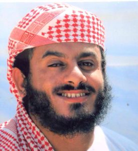 Fahd Ghazy at Guantanamo in 2013