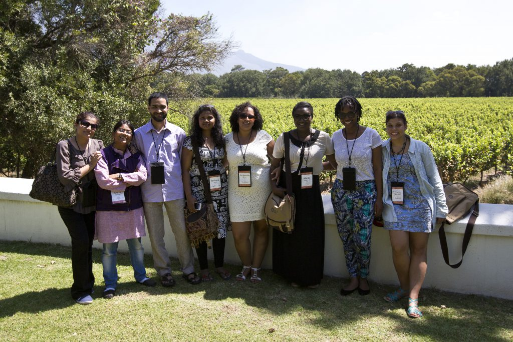 Bertha Fellows at the First Bertha Justice Initiative Convening