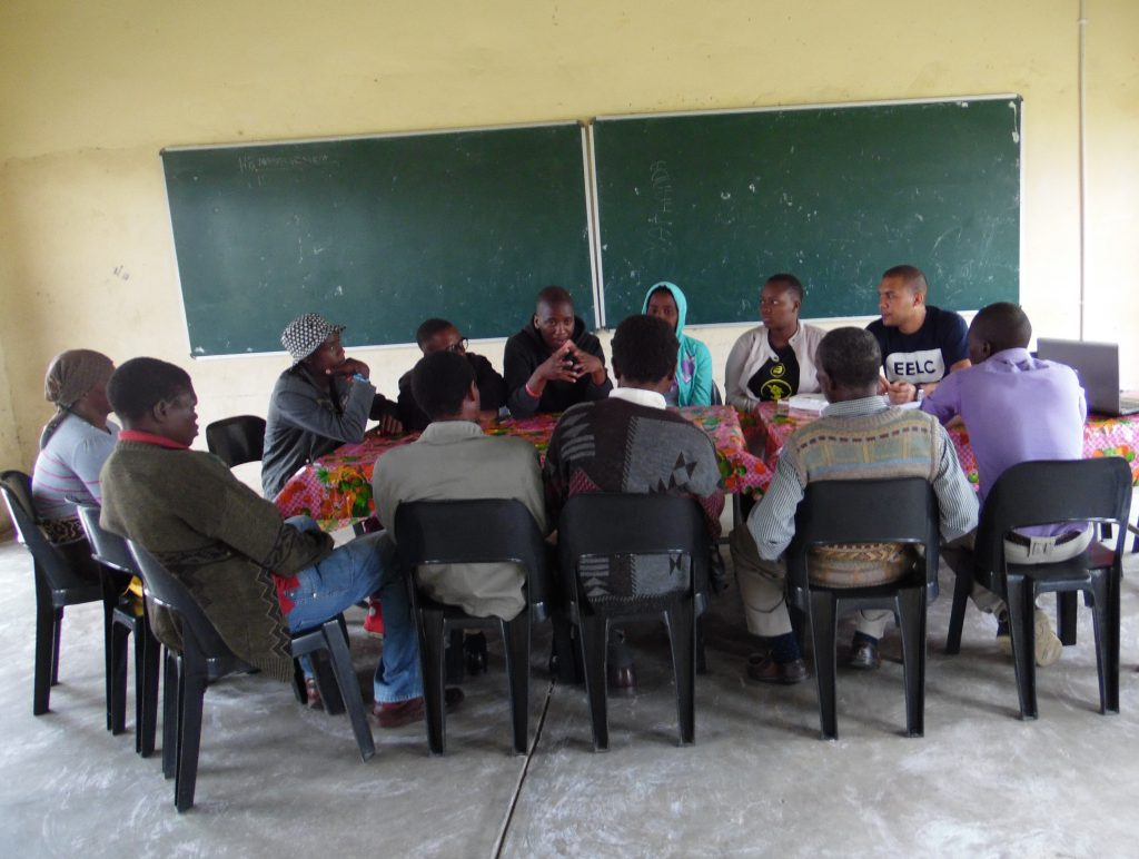 EELC and EE meets the members of the Department of Basic Education in KwaZulu-Natal