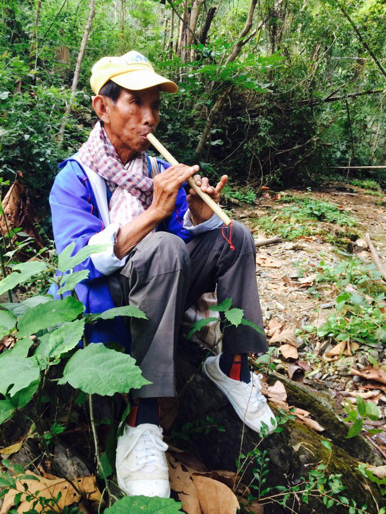 Paw Saman (Photo: Claire Tixeire)