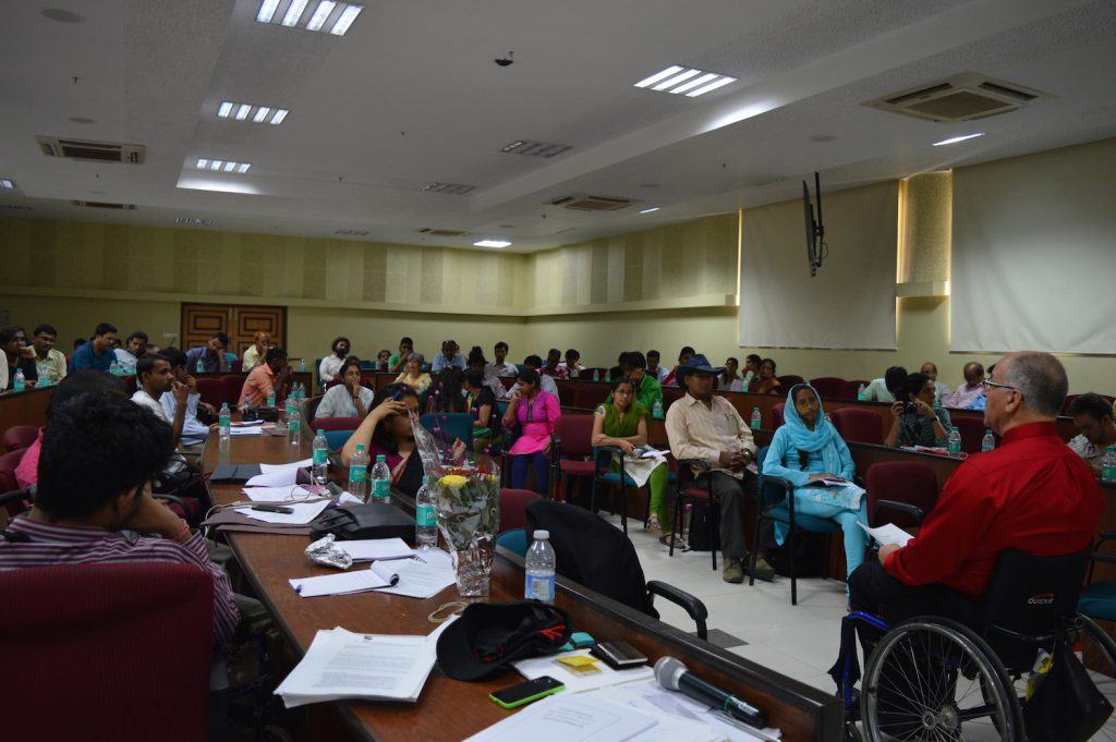 ISLP contributes to a forum on using the law to further the rights of persons with disabilities in India